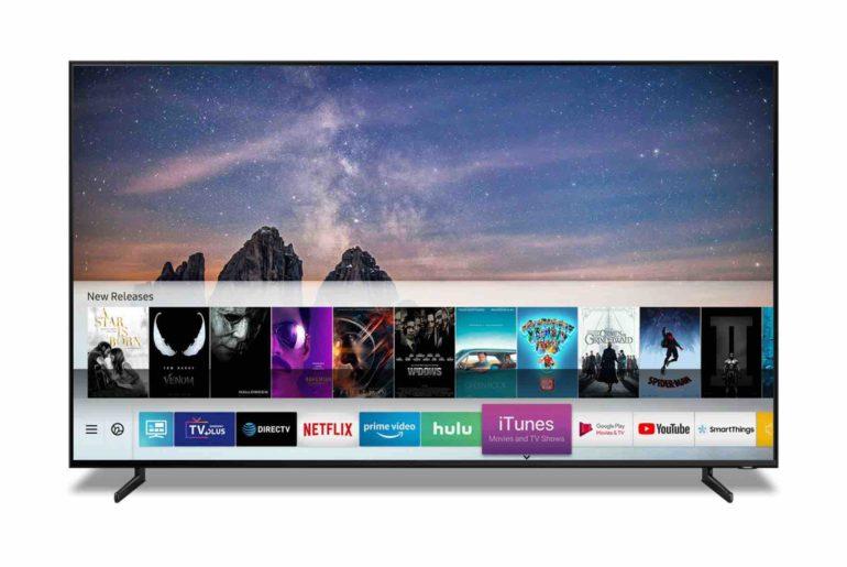 Apple permet l'accès à iTunes à partir de téléviseurs Samsung.