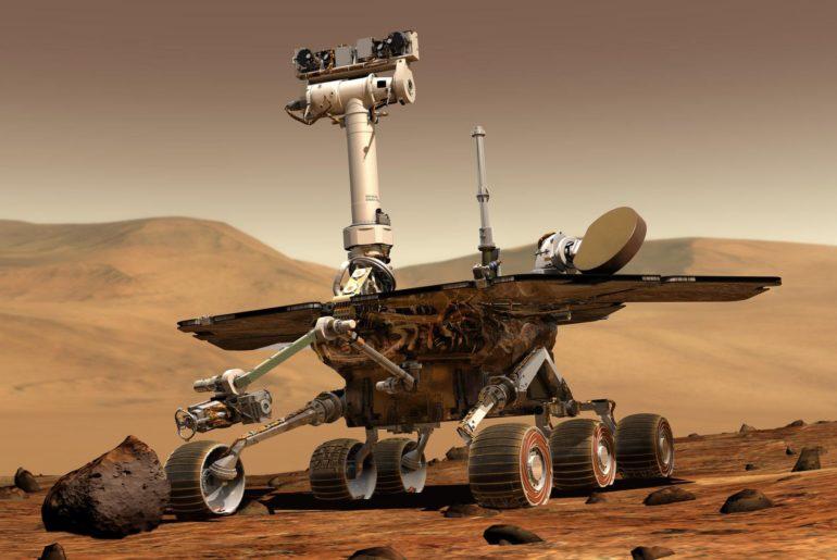 La NASA a officiellement déclaré que le contact avec son Rover Opportunity était rompu.