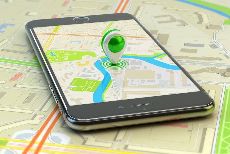 Une application permettait d'avoir accès à la géolocalisation en temps réel des utilisateurs
