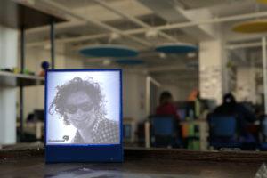 David Madden, fondateur Phandeeyar en impression 3D