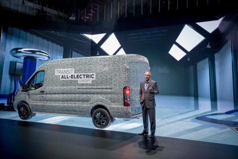 Ford prévoit une camionnette pour l'Europe d'ici 2021