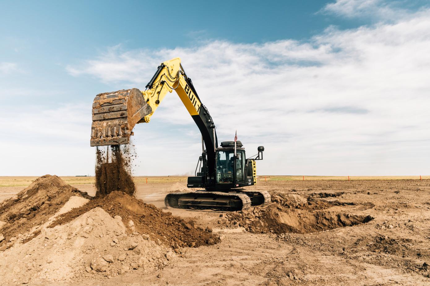 Built Robotics veut ré-inventer la construction.