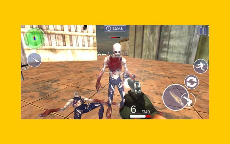 Mad Max Zombies qui a été supprimé du Play Store avant d'être réédité avec un nouveau nom et une note PEGI 12
