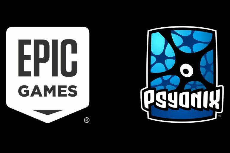 Epic Games rachète Psyonix