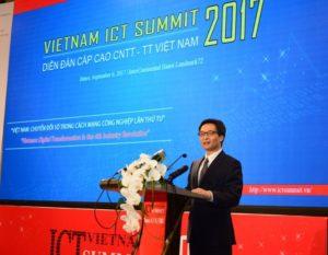 Vietnam ICT Summit 2017