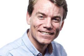 Edouard Dumortier (CEO et co-fondateur d'AlloVoisins)