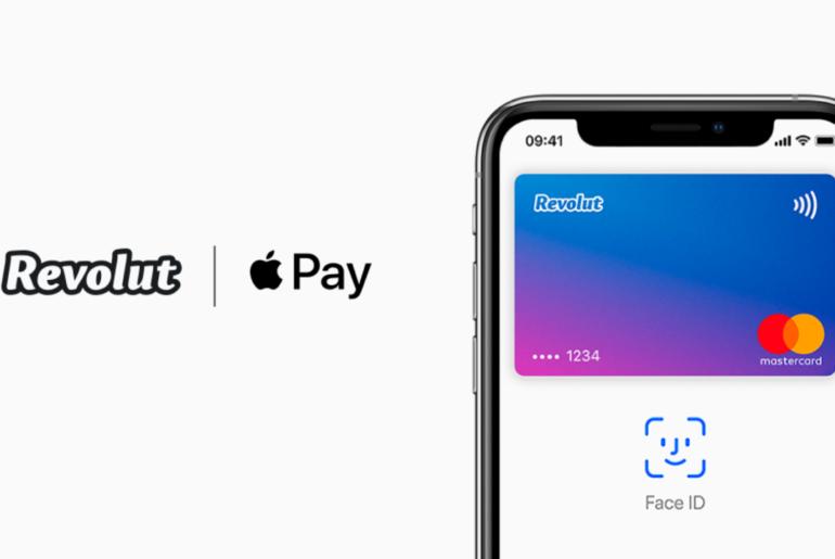 Revolut ajoute Apple Pay.
