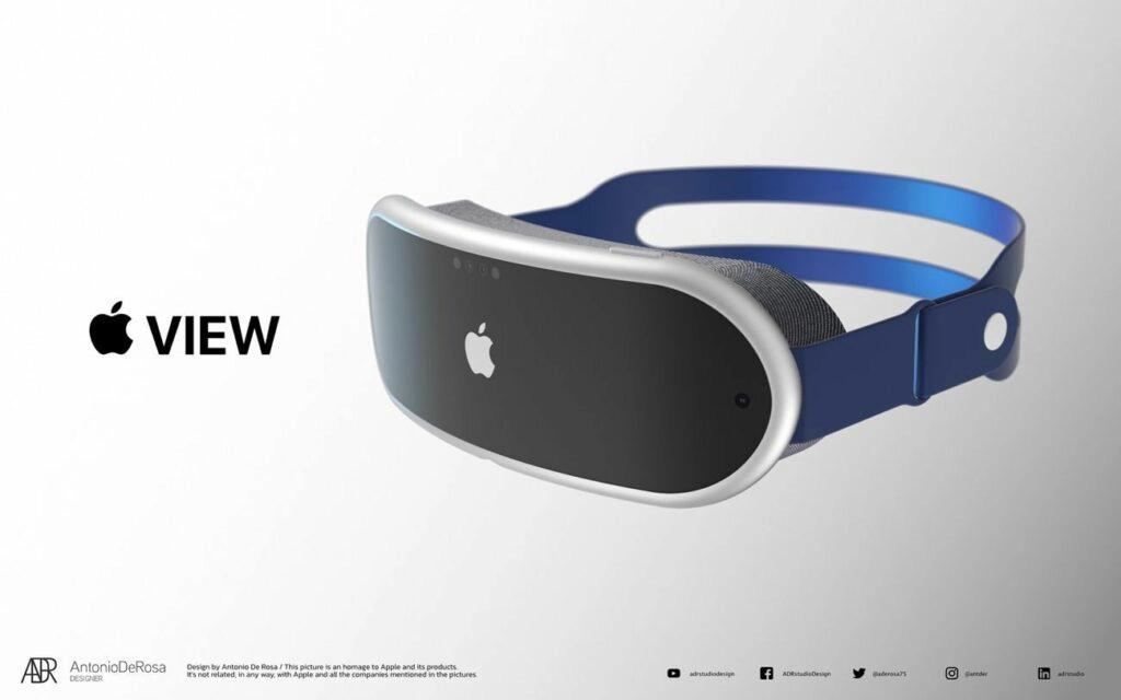 Selon l'analyste Ming-Chi Kuo, Apple commercialisera son casque AR en 2022.